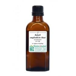 Stadelmann babaápoló olaj érzékeny bőrre, 100 ml
