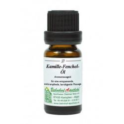 Stadelmann kamilla-édeskömény olaj, 10 ml