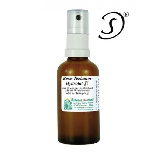 Stadelmann rózsa-teafa hidrolátum, 55 ml